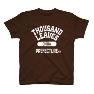 千葉 THOUSAND LEAVES T-shirts