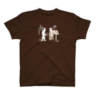 キミダス『頭が熱いです』(セリフJP) T-shirts