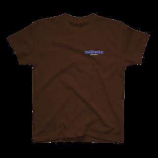 wedNesdayのwedNesday mini logo🍫 T-shirts