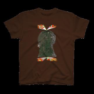 安里アンリの古墳グッズ屋さんの造山古墳 T-shirts