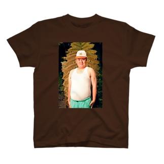 30歳の屋比久おじさん T-shirts