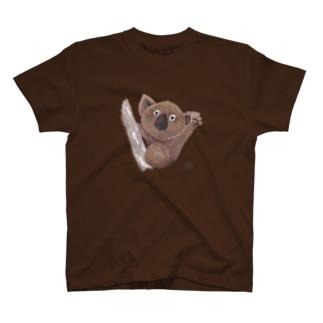 ハロー!!コアラ T-shirts