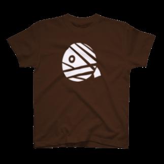 こおろぎさんちのシンプルほうたいおとこ T-shirts