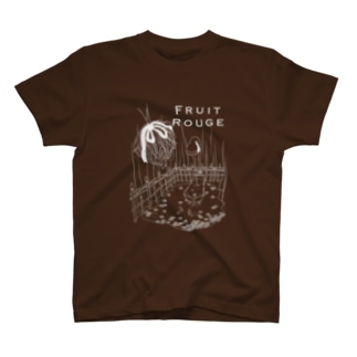 FRUIT ROUGE T-shirts