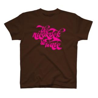 NicoRock 2569のthenicorock&wave T-shirts
