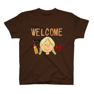 Welcome to me! T-shirts
