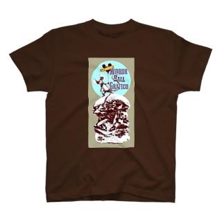 EAT BURGERS! T-shirts