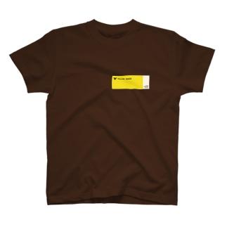 イエロー・デモン チケットデザイン T-shirts