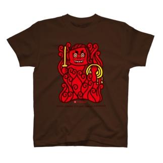不動明王(02) T-shirts