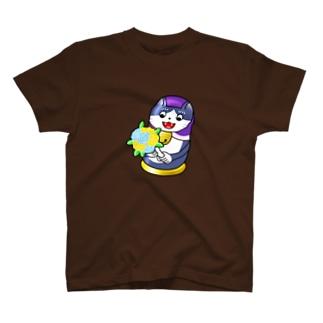 ネコリョーシカ T-shirts