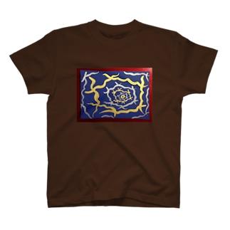 異次元への誘い T-shirts