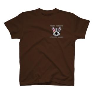 ツギハギ コアラ T-shirts