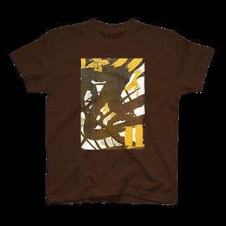 變電社の『エポック』 第2號(1922年11月)玉村善之助 カバーデザイン T-shirts