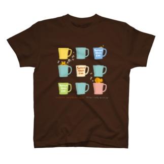 りすカフェ2014 T-Shirt
