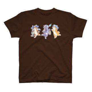 猫又にゃーん T-shirts
