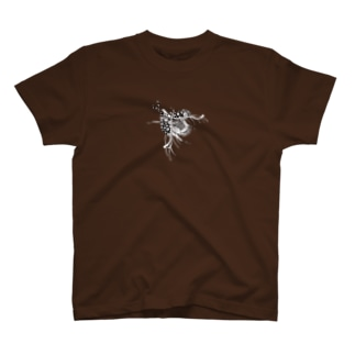 ジッパーかぶとむし T-shirts