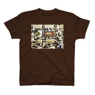 Nostalgic KIBAN T-shirts