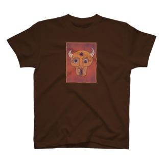 Maski ya ukanda safi T-shirts