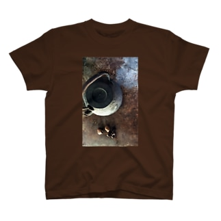 北の開拓時代  T-shirts