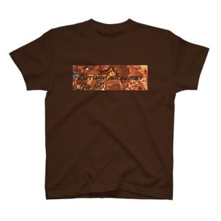 秋の毛布 T-shirts