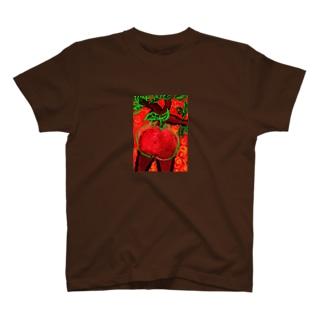 故郷の星は実り豊かなところ T-shirts