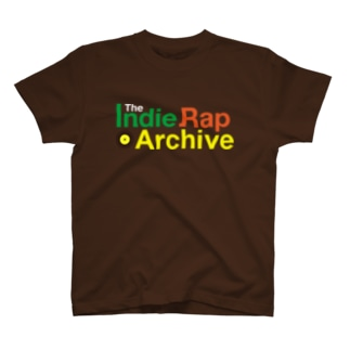 The Indie Rap Archive Helvetica Logo T-shirts