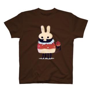 ふぇありきのこーず~べにてん T-shirts