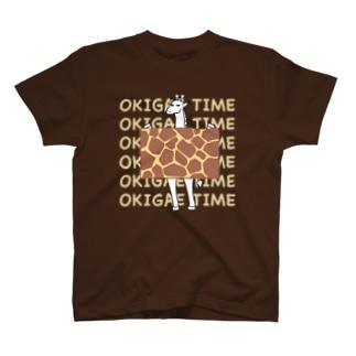 OKIGAE TIME T-shirts