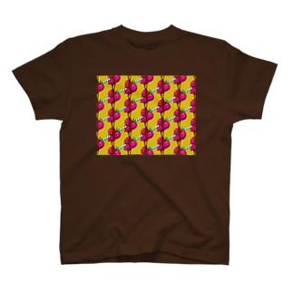 Chocolate Coating T-shirts