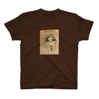 海月男 T-shirts