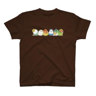 ハミングピッピのもふもふする? T-shirts