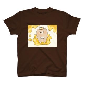 蜂蜜ぽちさん T-shirts
