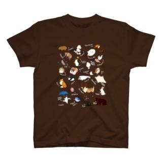 アニマルズ T-shirts