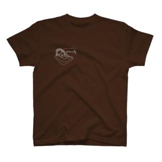 自分優先Tシャツ(dark) T-shirts