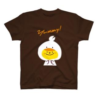 ひとくち餃子専門店ひろやす(女の子 ver.K) T-shirts