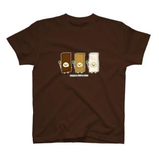 砂糖6杯分の木のコスプレ T-shirts