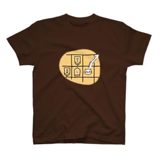 将棋ねこ T-shirts