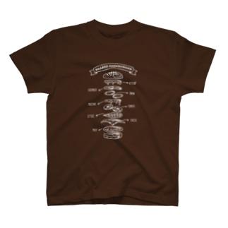 ピクルス抜きでお願いします T-shirts