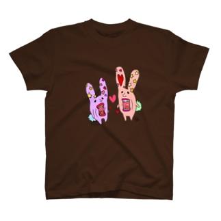 いつものメンツ。 T-shirts