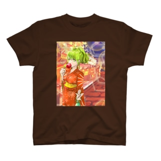りんご飴 T-shirts