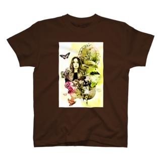 ナタリー T-shirts