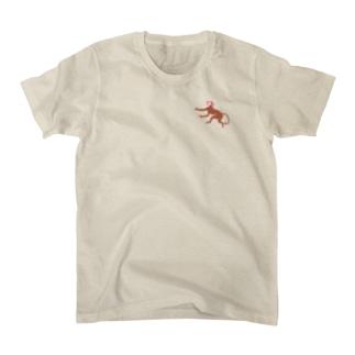 モンキーパンチ No.52 お洒落なサルのキャラクターグッズ Tシャツ