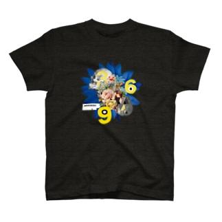 Blue Lotus 369 Tシャツ