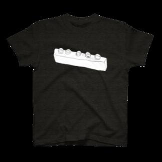 明季 aki_ishibashiの謎のレロブロック Tシャツ