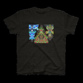 F.W.W.の(be) theSTAR  #夢 Tシャツ