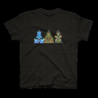 F.W.W.のtheSTAR #夢 Tシャツ