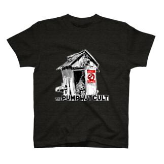 ポンプ小屋教団グッズ第一弾復刻版 Tシャツ