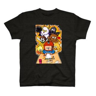 創造中 Tシャツ