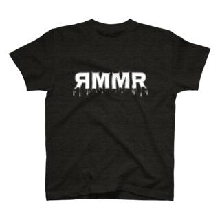 ЯMMR Tシャツ Tシャツ