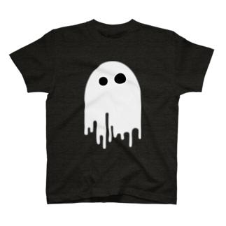 みているぞ しろ Tシャツ